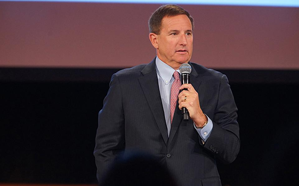 Oracle CEO Mark Hurd.
