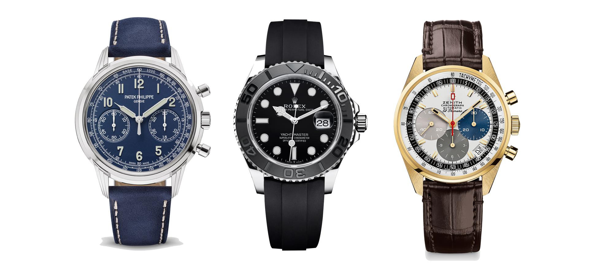 The 12 Best Watches (And One Genius Smartwatch) From