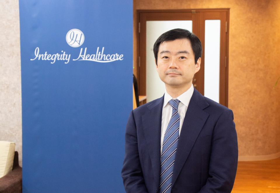 Dr. Shinsuke Muto, Chairman of Integrity Healthcare Co.