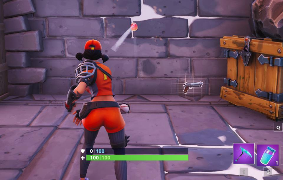 Fortnite Challenge The Best Way To Get 15 Bounces In A Single