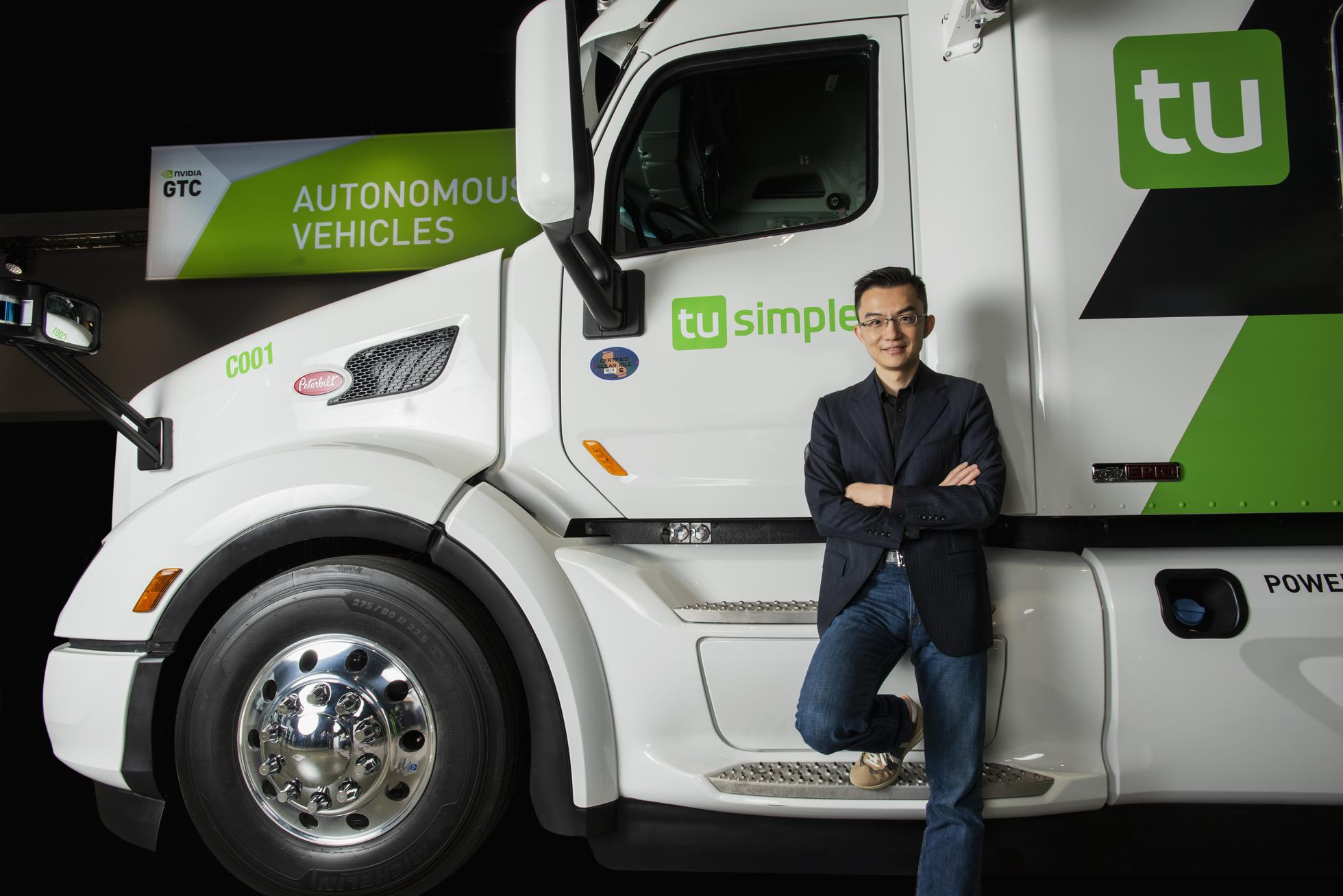 Robot Truckmaker TuSimple Files For Nasdaq IPO