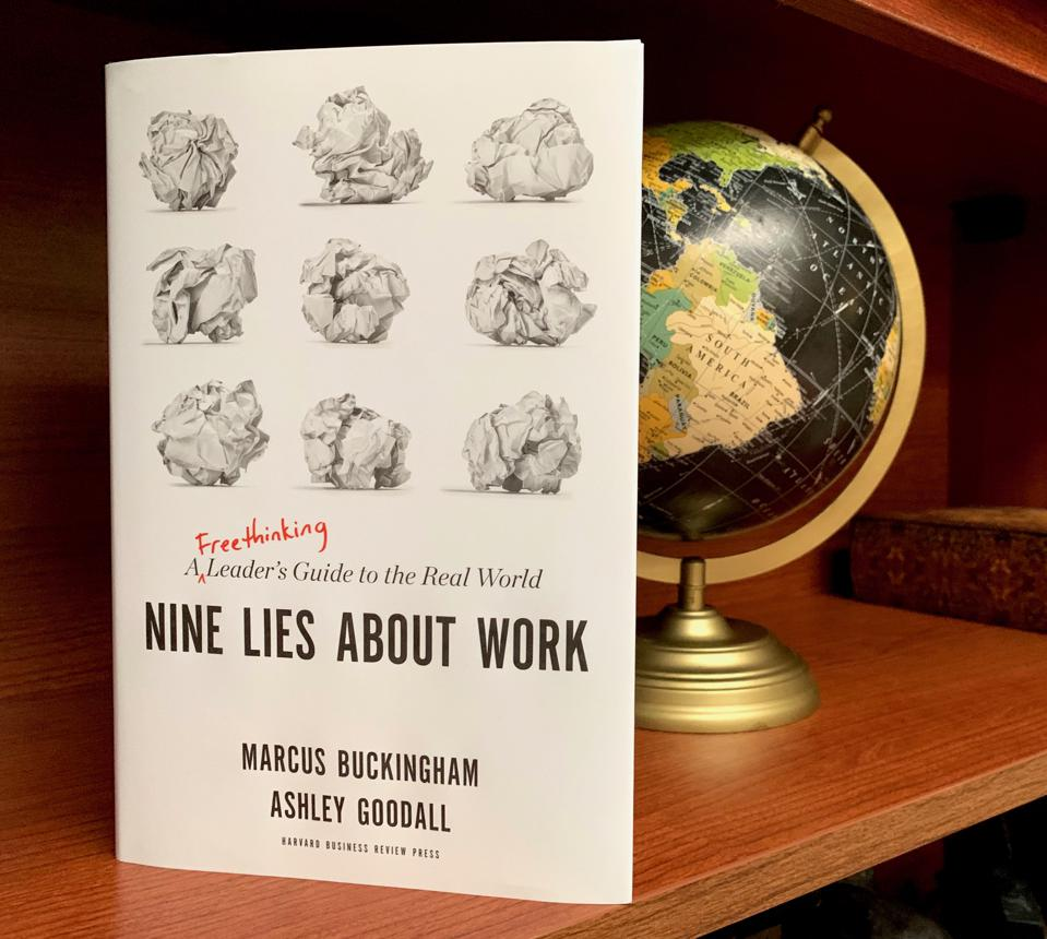 Nine Lies About Work debunks leadership myths