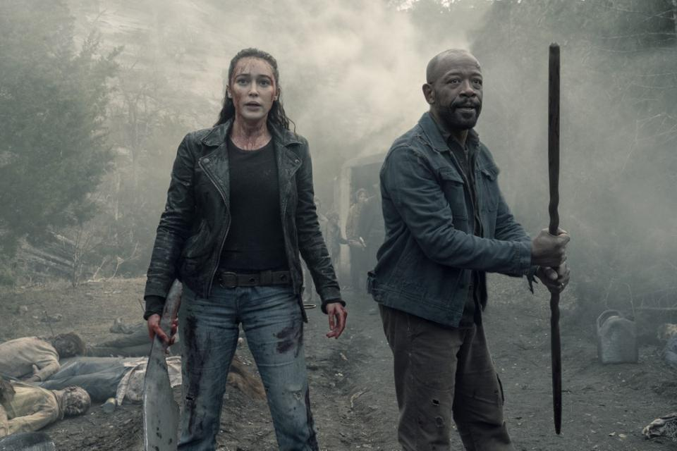 fear the walking dead season 2 free full episodes