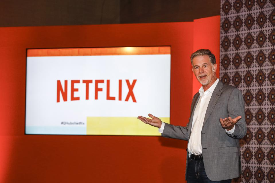 Netflix Slate Event 2018 In Colombia