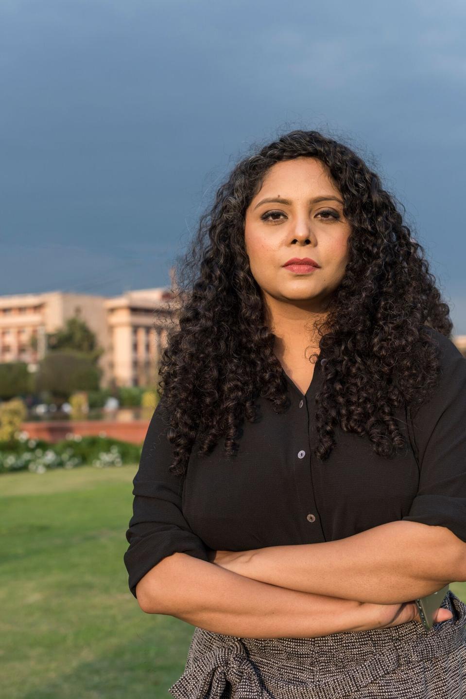 Journalist Rana Ayyub