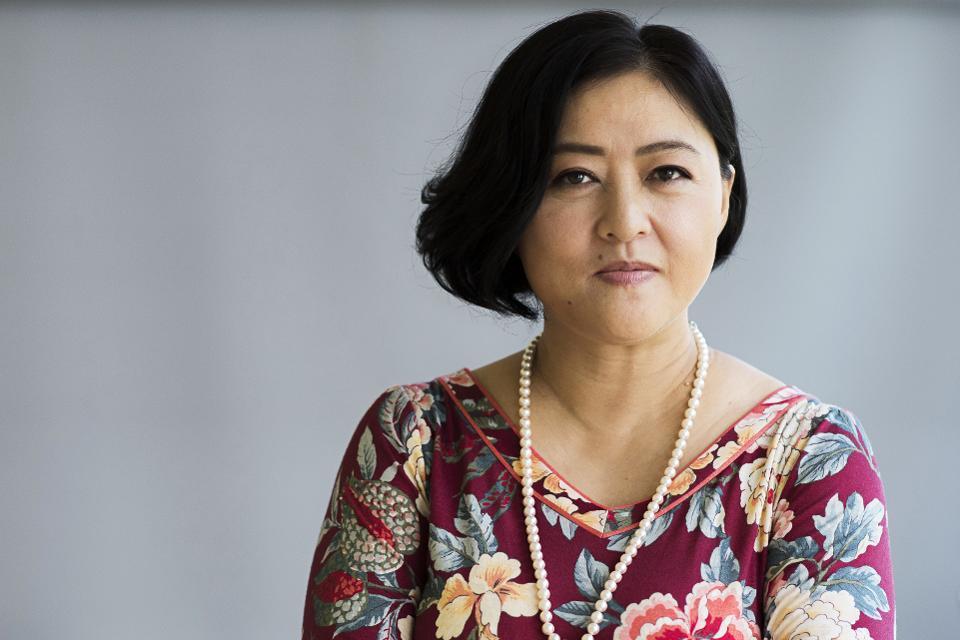 Kathy Xu (Xu Xin)  Founding Partner, Capital Today