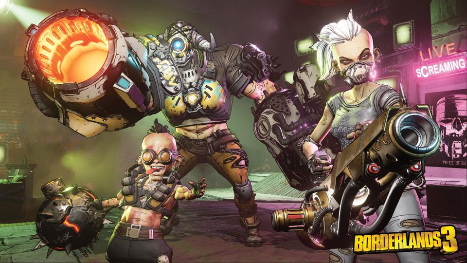Borderlands 3' Is An Epic Games Store Exclusive And There Is