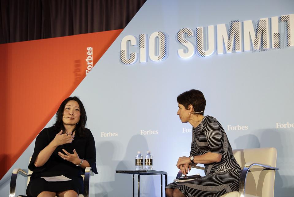 Niniane Wang, Forbes CIO Summit 2019
