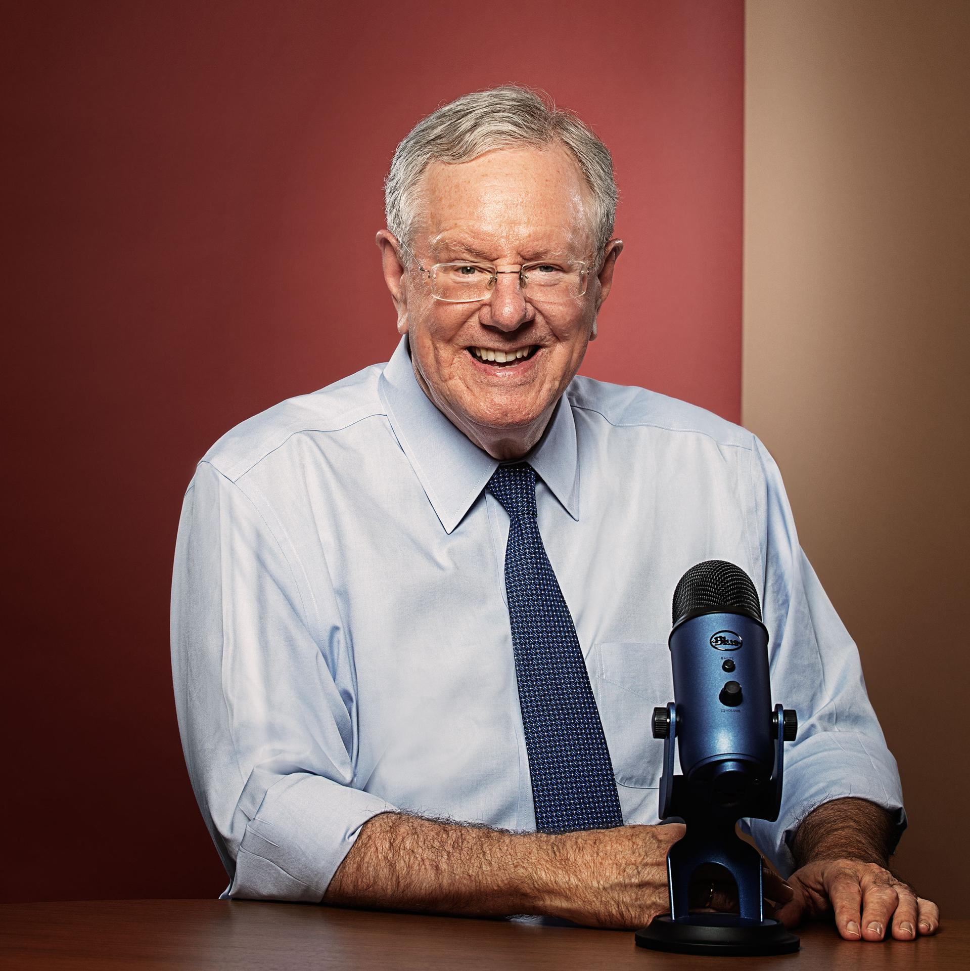Steve Forbes Podcast