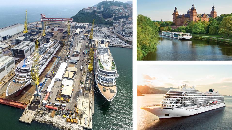 Viking, Jupiter, Orion, Ancona, Cruise