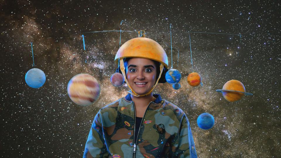 Meet The Indian-American Host Of Netflix's STEM Series 'Brainchild'