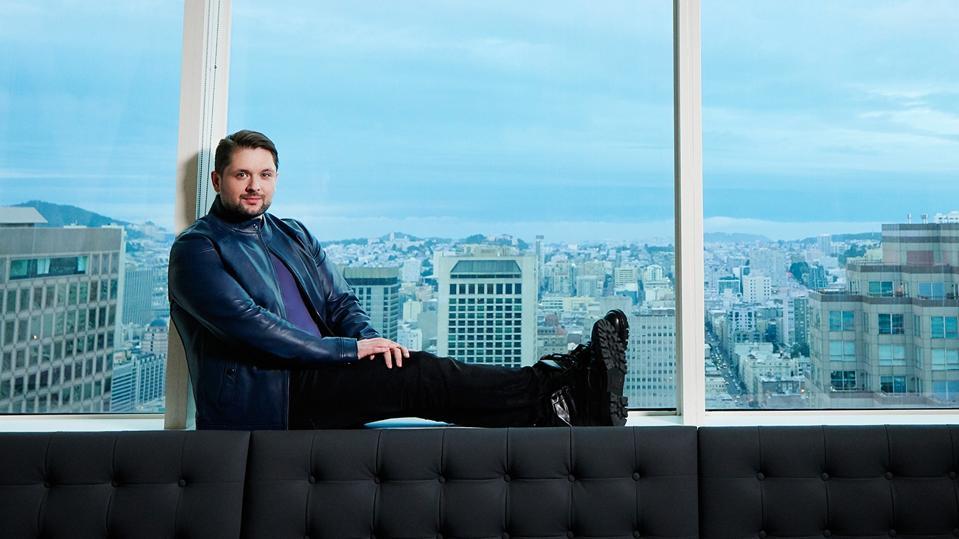 Wish CEO Peter Szulczewski