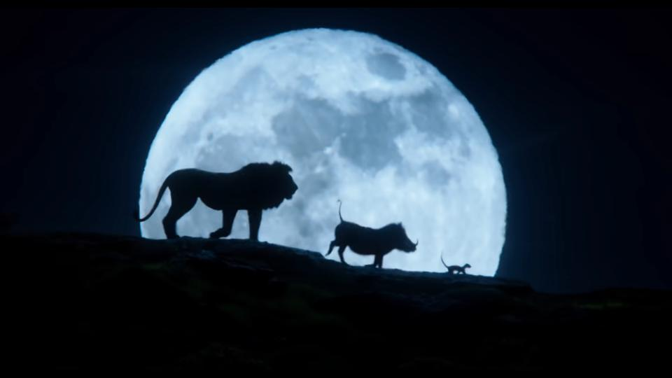 Watch The Magnificent New Live Action Lion King Trailer For A First Look At Timon And Pumbaa