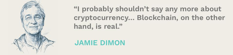 Dimon quote
