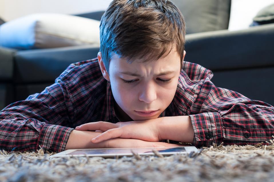 Child bullied on social media