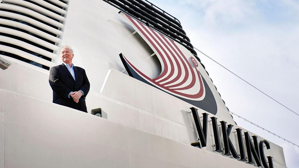 Viking Cruises founder Tor Hagen