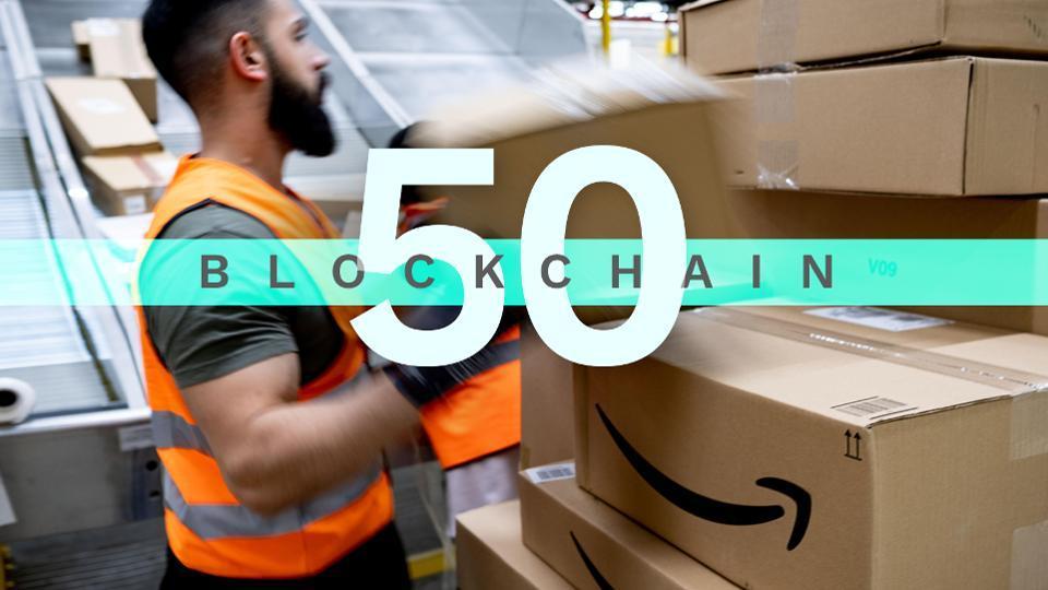 Forbes Blockchain50