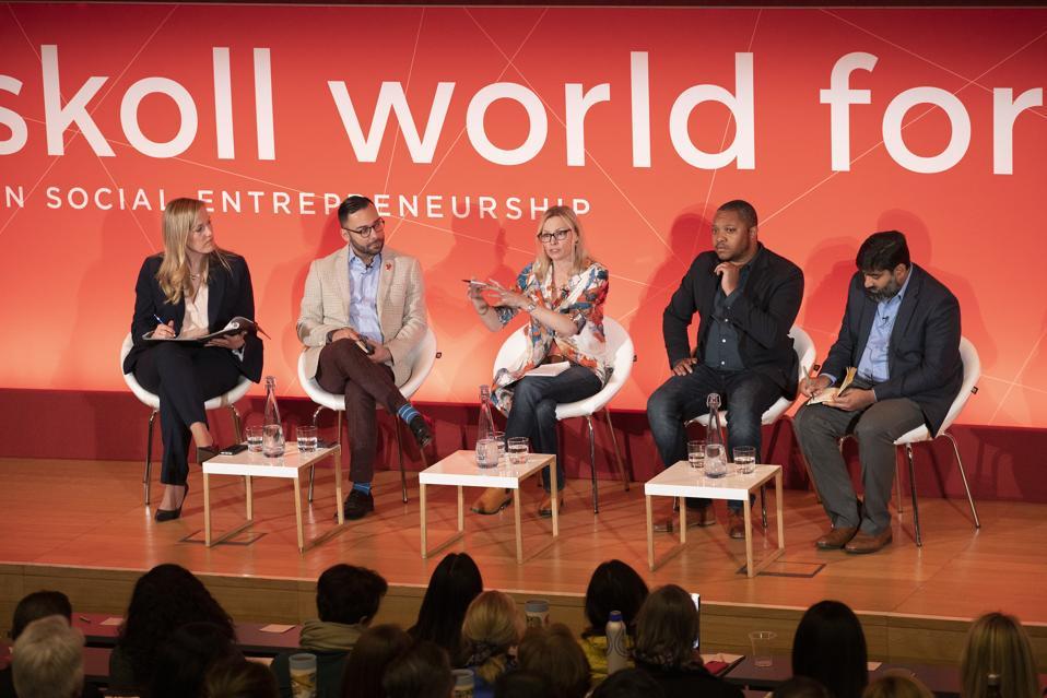 Skoll World Forum 2019