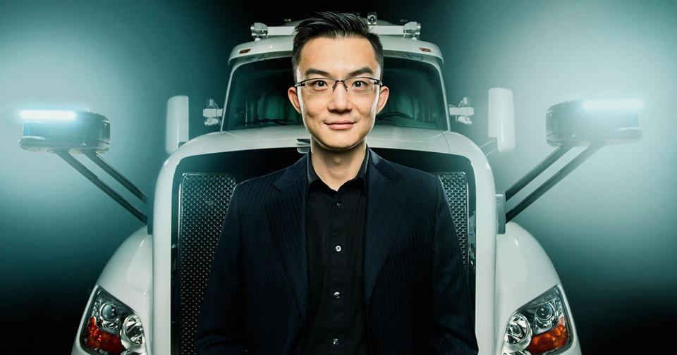 TuSimple cofounder Xiaodi Hou