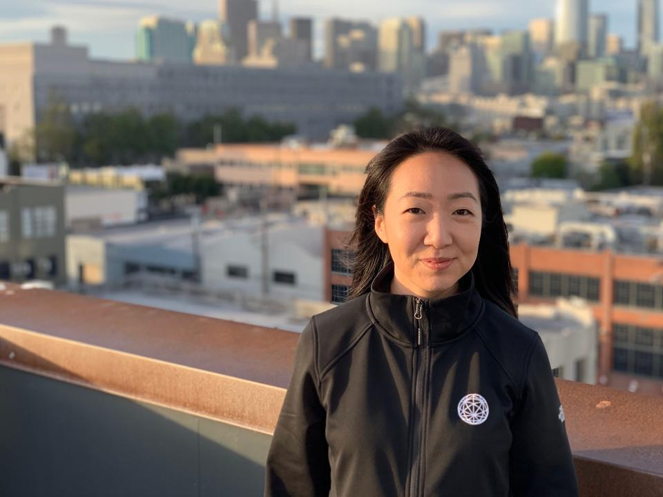 Sue Khim, Founder and CEO of Brilliant