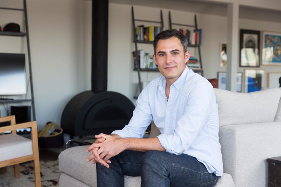 Paul Sciarra is one of Pinterest's largest shareholders