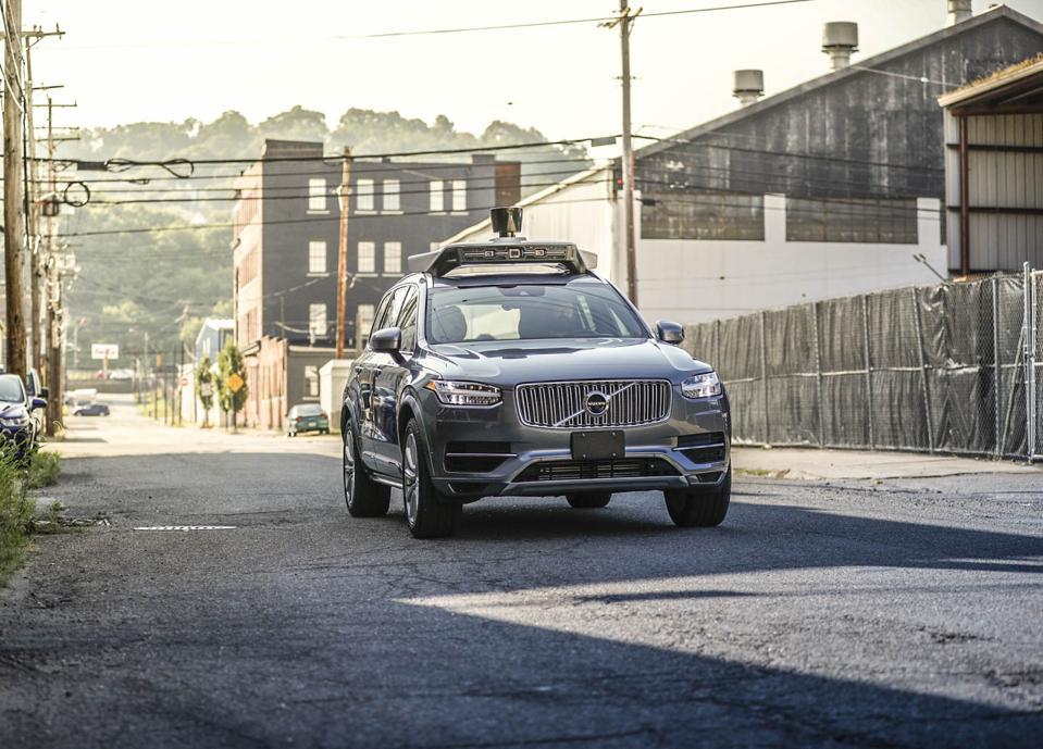 Self-driving-Uber