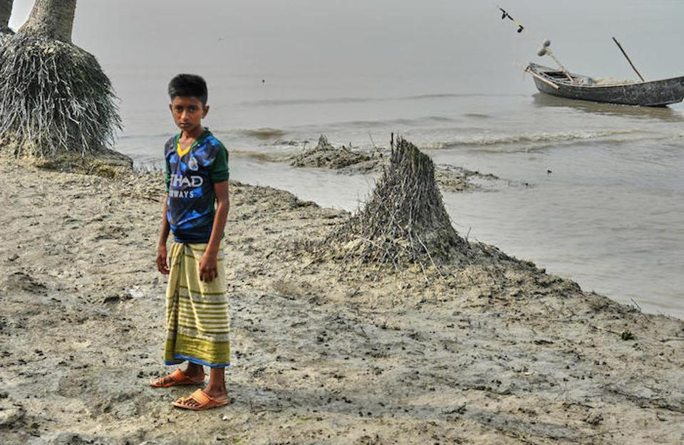 Maroof Hussein, 11, has vivid memories of the deadly flood that engulfed his village in 2017, killing his 8-year-old friend Iqbal.
