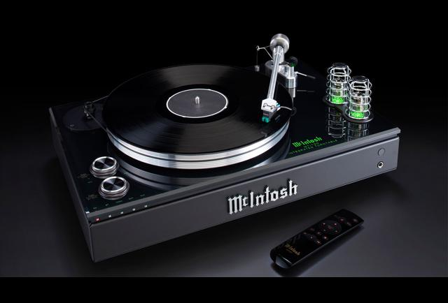 A Sound Investment: The McIntosh MTI100 Integrated Turntable