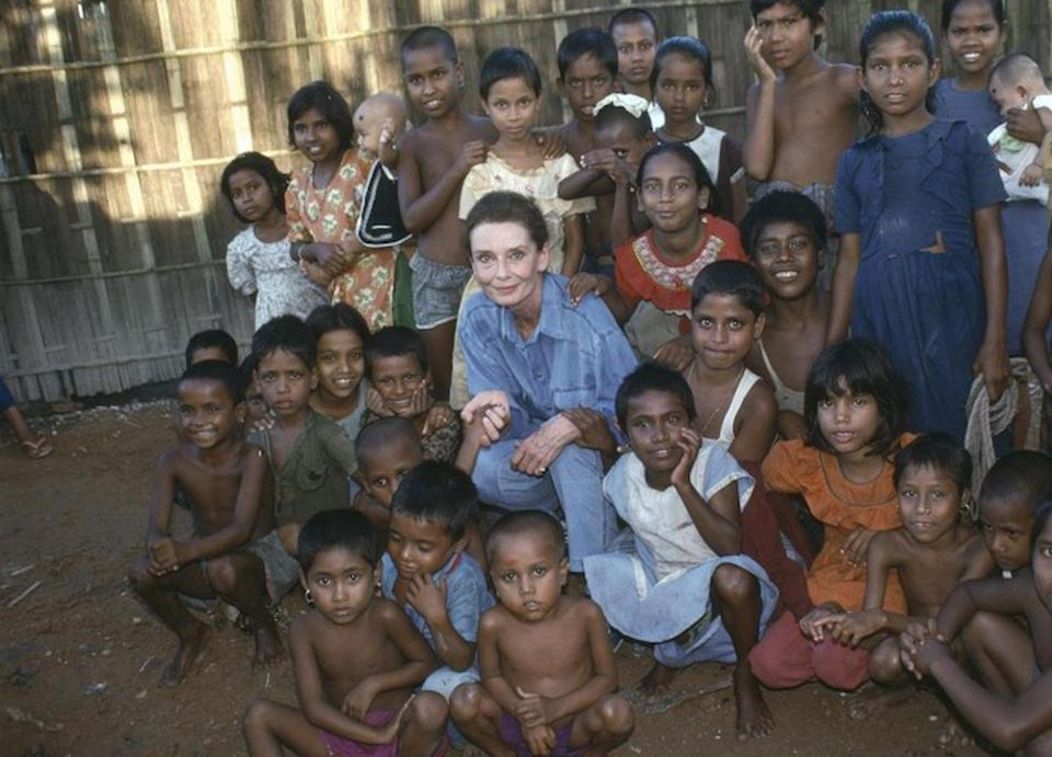 UNICEF USA BrandVoice: Audrey Hepburn's Humanitarian Legacy Continues