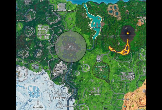 'Fortnite' Leak Reveals The Thing At Loot Lake Is Almost Certainly A Spaceship