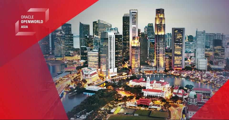 Oracle OpenWorld Asia 2019