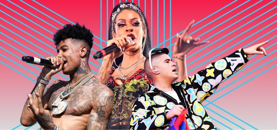 Rap's Rising Stars