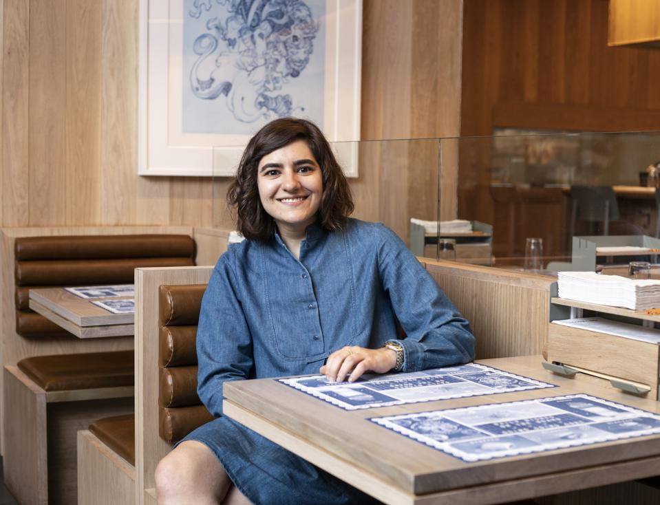 Marguerite Mariscal is Momofuku's first CEO.