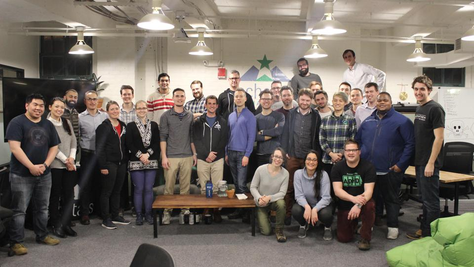 Techstars Boston 2018 Class