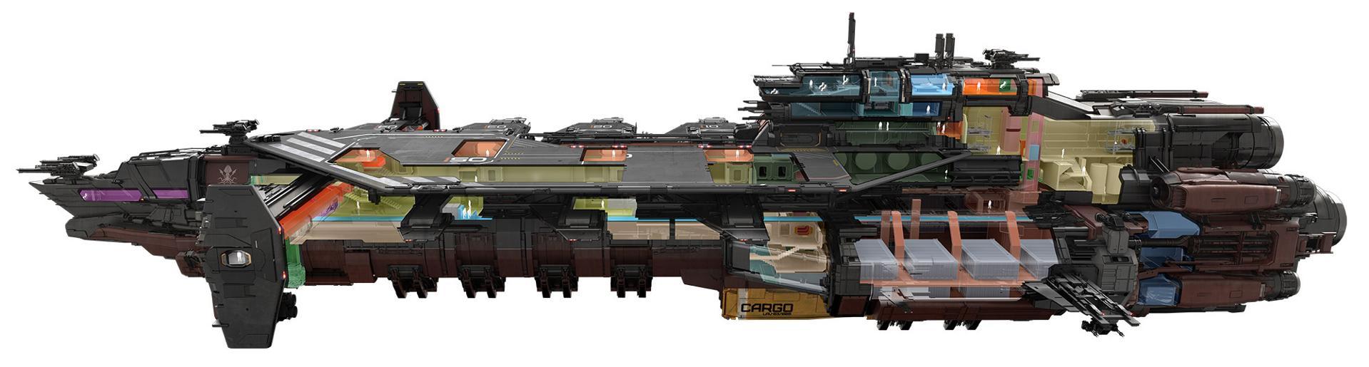 kraken Ship