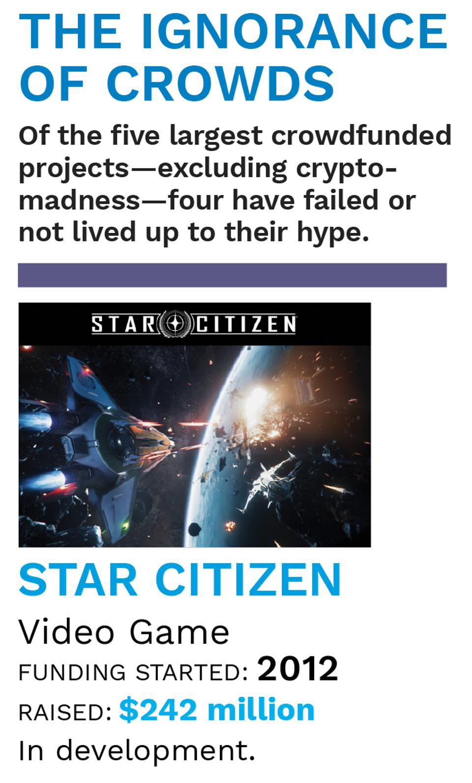 Exclusive The Saga Of Star Citizen A Video Game That Raised 300 Million But May Never Be Ready To Play