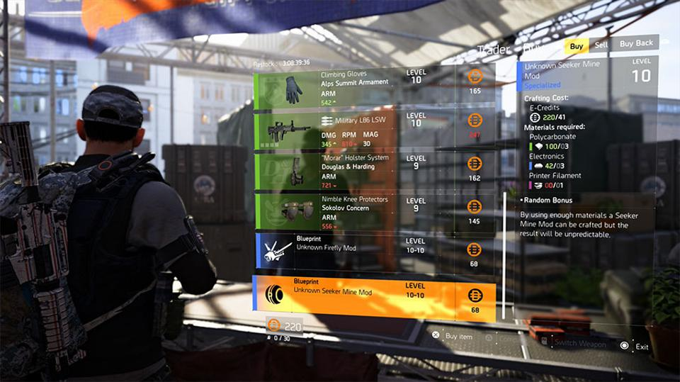 The Division 2's Skill Mod System Is The Worst Thing In The Game