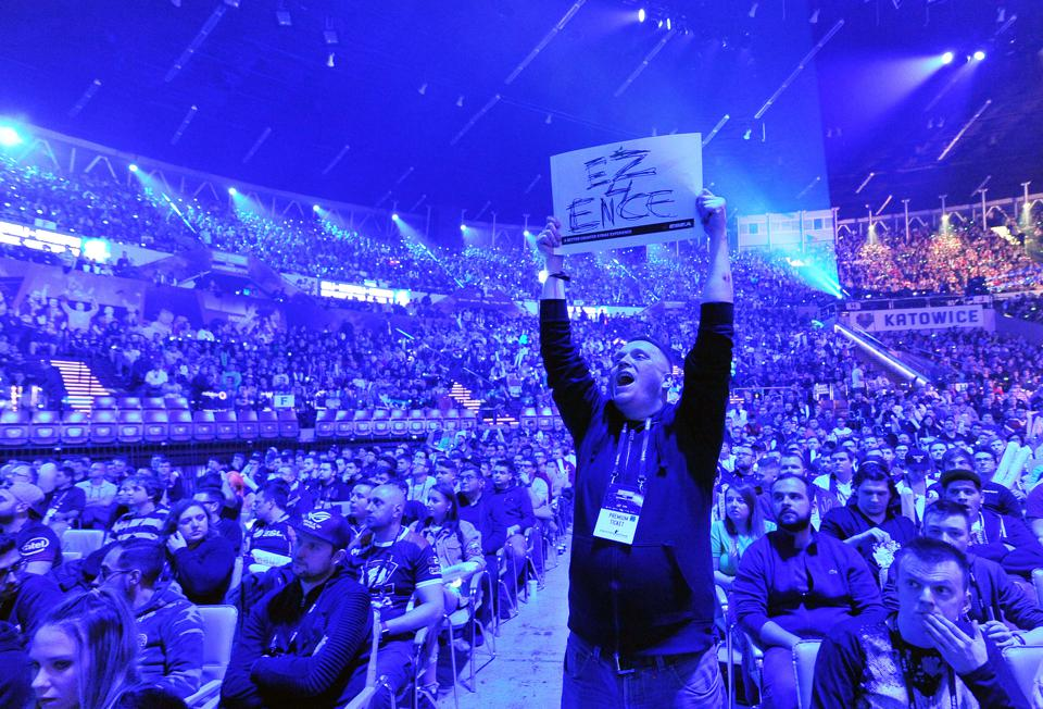 ESL Intel Extreme Masters 2019