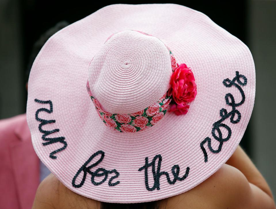 Kentucky Derby 2019 hat