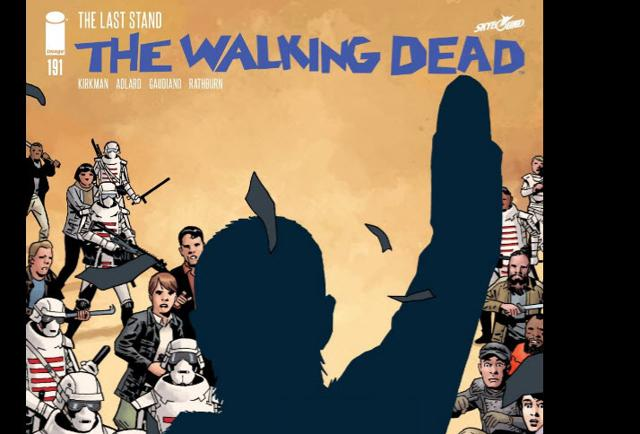 'The Walking Dead' May Have Finally Pulled The Trigger On Its Biggest Comic Death Ever