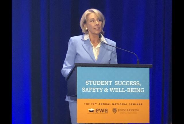Betsy DeVos Says Great Teachers Should Earn $250,000