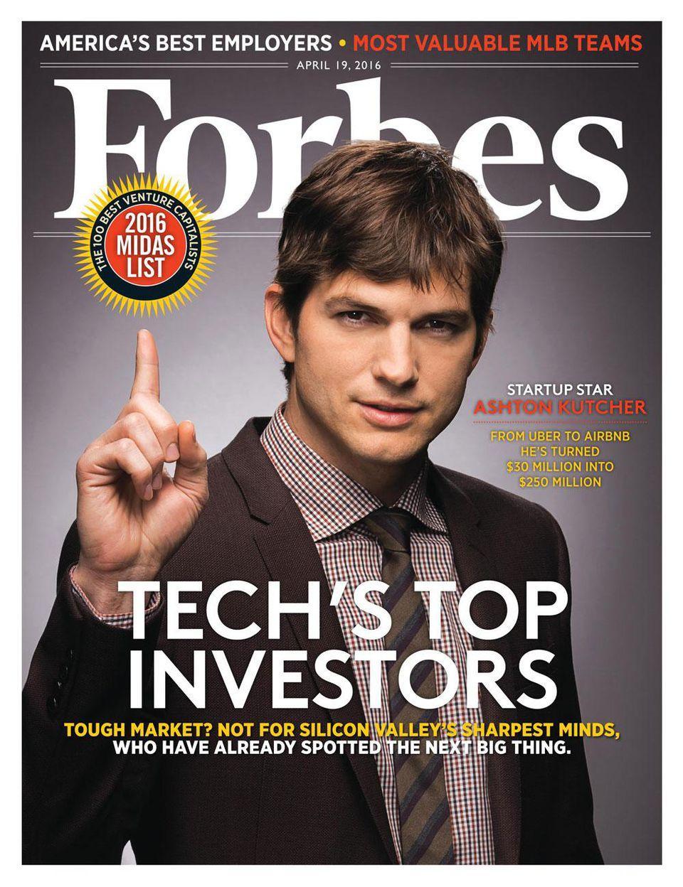 Kutcher Midas Cover