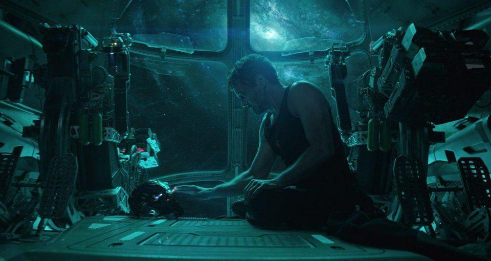 Robert Downey Jr. stars in Marvel's ″Avengers: Endgame″