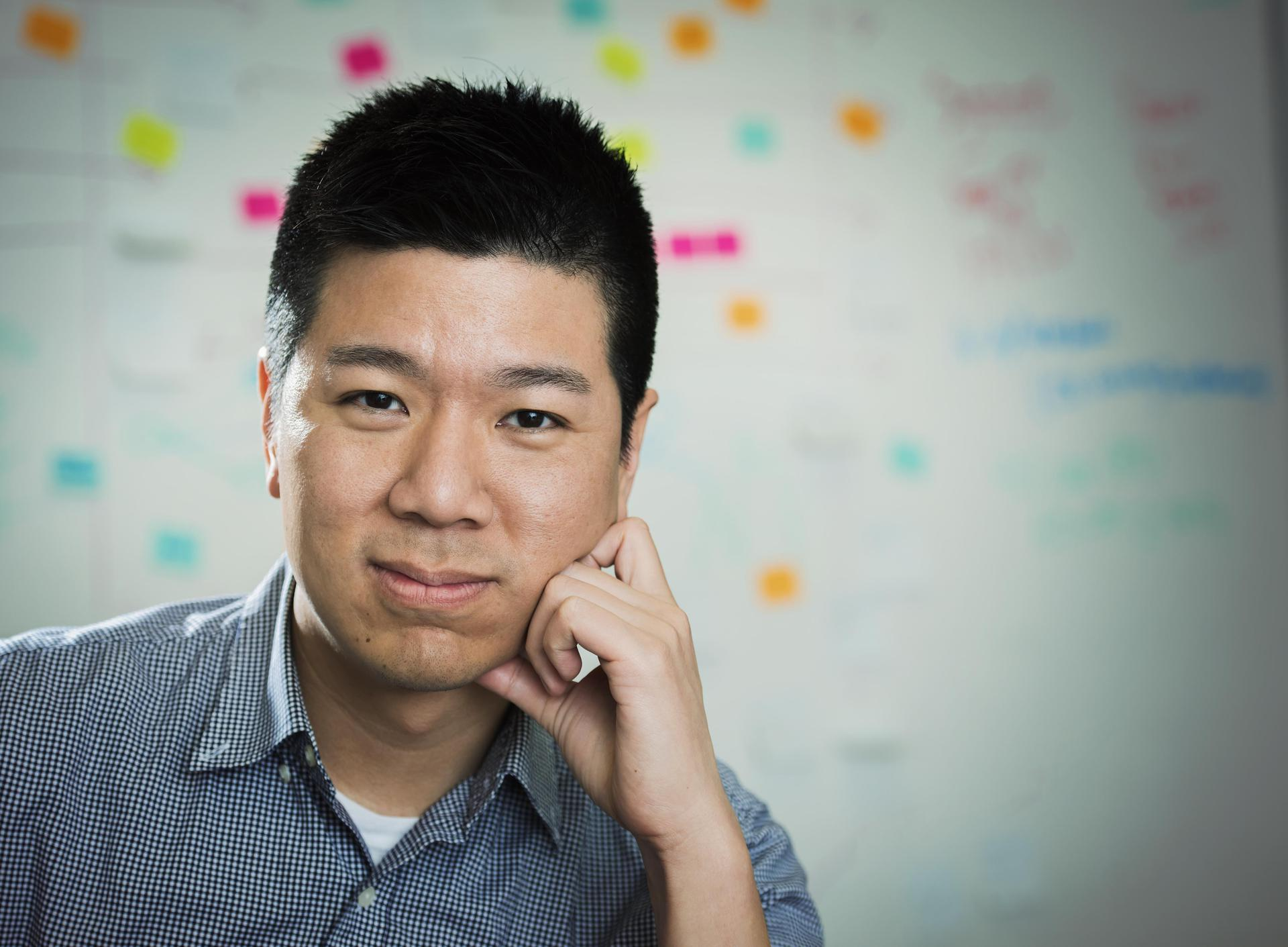 Mike Tung of Diffbot
