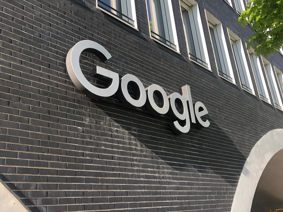 Google Munich office