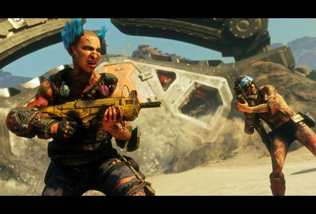 'Rage 2' Day 1 First Impressions: An Enjoyable 'DOOM' And 'Mad Max' Sandwich
