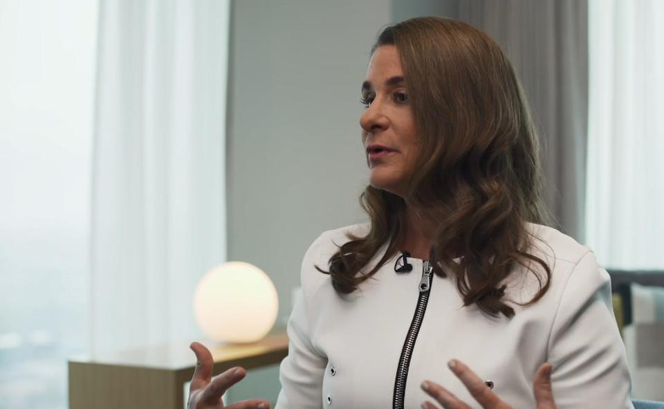 Melinda Gates, author of ″Moment of Lift: How Empowering Women Changes The World″