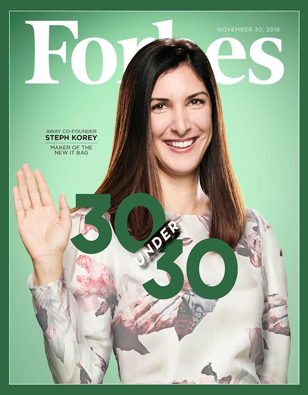 Away luggage, Steph Korey, Jen Rubio, luggage, unicorn, Forbes Next Billion-Dollar Startups