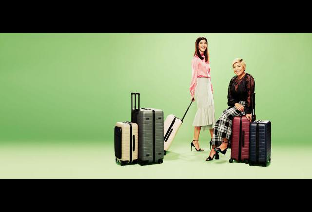 The Founders Of The Luggage Startup Away, Steph Korey And Jen Rubio, Are Worth $130 Million Each After Recent Fundraise