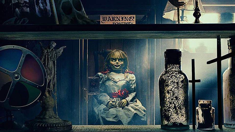 'Annabelle: Comes Home'
